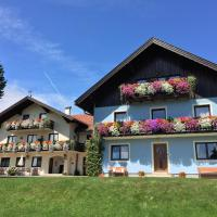 Pension Herned, hotel u Mondseeu