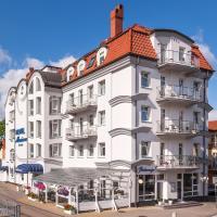 Hotel Marina, отель в Мендзыздрое
