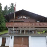 Alpenrösli, hotel in Schwarzsee