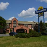 Hôtel WelcomInns, hotel in Boucherville
