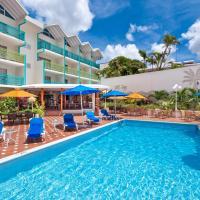 Blue Horizon Hotel, hotel in Bridgetown