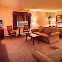 Norsemen Inn, hotel em Camrose