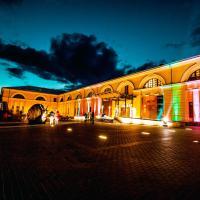 Daugavpils Mark Rothko Art Center residences, Hotel in Daugavpils