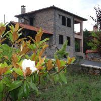 Menalia Villas & Suites ΚΤΗΜΑ ΚΟΥΜΠΟΥΡΗ, hotel in Levidi
