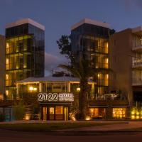 2122 Hotel Art Design, hotel in Punta del Este