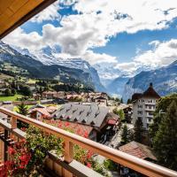 Hotel Jungfraublick, hotel in Wengen