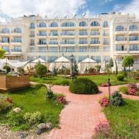 Therma Palace Balneohotel in Therma Village