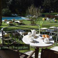 Garni Villa Siesta Park, hotel in Losone