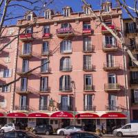 Hotel le Dauphin, hotel in Ajaccio