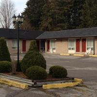Lotus Motel, hotel em Cobourg
