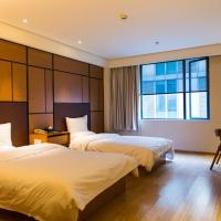 JI Hotel Shanghai Songjiang Sports Center, hotel in Songjiang