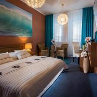 Sareza hotel, hotel a Ostrava