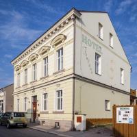 Pension Fontána Svitavy, отель в городе Свитави