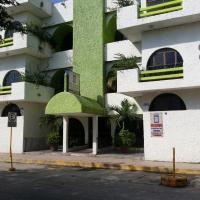Hotel y Restaurante Ritz de Tabasco, hotel near Carlos Rovirosa Perez Airport - VSA, Villahermosa