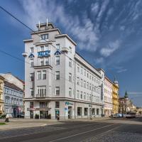 Hotel Palác, hotel v destinaci Olomouc