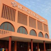 Rio Poty Hotel Praia, hotel in Luis Correia