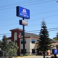 Americas Best Value Inn - Brownsville, hotel cerca de Aeropuerto de Brownsville - BRO, Brownsville