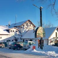 Hostinec U Pejska a Kocicky, hotel v destinaci Mariánské Lázně