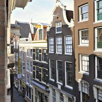 Hotel Luxer, hotel ad Amsterdam, Quartiere a Luci Rosse