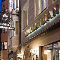 Hotel Maximilian - Stadthaus Penz, Hotel in Innsbruck