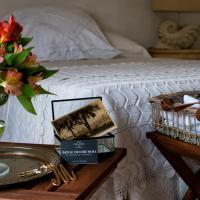 B&B Le Vecchie Mura homestay, hotell i Figline Valdarno