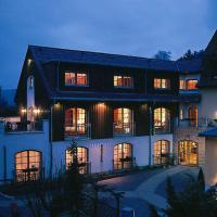 Hotel & Ferienwohnungen Ettrich, Hotel in Rathen
