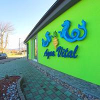 Relaxcentrum Aquavital, hotel v Opatovciach nad Nitrou