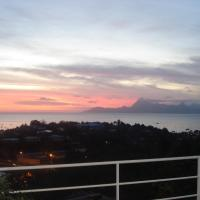 Piafau Hills, hotel in Faaa