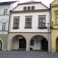 Apartments U Kašny, hotel a Kadaň