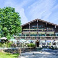 Landgasthof Schwarzberg, Hotel in Inzell