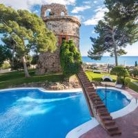 Gran Hotel Rey Don Jaime, hotell i Castelldefels