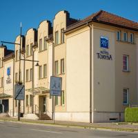 Hotel Torysa, hotel in Sabinov
