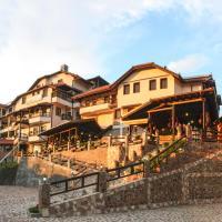 Hotel Manastir Berovo, hotel em Berovo