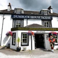 The Dumbuck House Hotel, hotel in Dumbarton