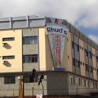 Rhud's Hotel, hotel in Conselheiro Lafaiete