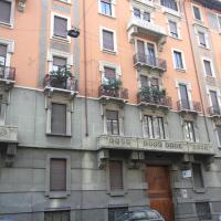 Hotel Brasil Milan, viešbutis Milane