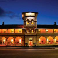 Vue Grand Hotel, hotel in Queenscliff