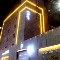 Jeonju Lime Hotel, hotel in Jeonju