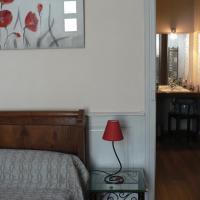 La Terrasse de la Grand'Rue - chambre d'hôtes -, hôtel à Mugron