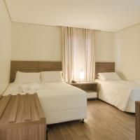 Umbu Hotel Porto Alegre - Próx a Santa Casa - Possui estacionamento com custo adicional