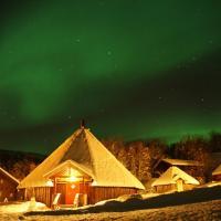 Vestvatn - Arctic Cabins, hotell i Brekke