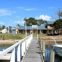 Lakeside Motel Waterfront, hotel in Lakes Entrance