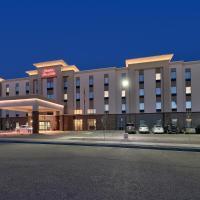 Hampton Inn & Suites Albuquerque Airport, hotel in Albuquerque