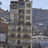 "Hotel ""VIRGEN DEL SOCAVON"""