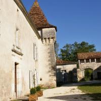 Château de La Combe, hotel in Puyrenier