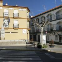 Hostal DP El Pilar, hotel in Monesterio