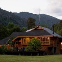 El Pangue Lodge, hotel in Puerto Puyuhuapi