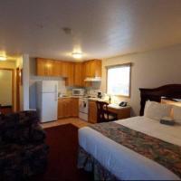 Executive House Suites Hotel & Conference Centre, hotel em High Level
