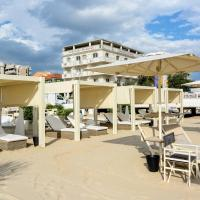Terrazza Marconi Hotel&Spamarine, hotell i Senigallia