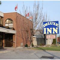 Deluxe Inn, hotel v destinaci Toronto